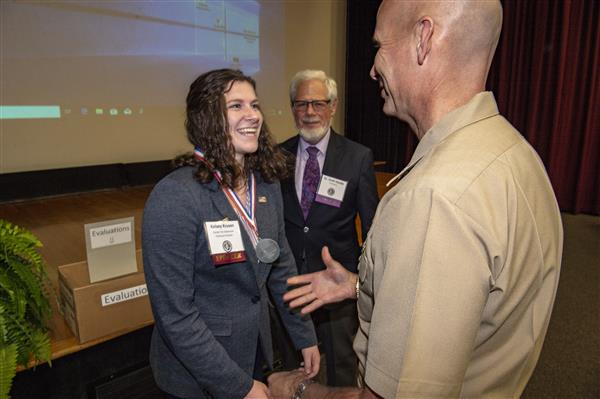 School District Five students win awards at SC Junior Science and Humanities Symposium